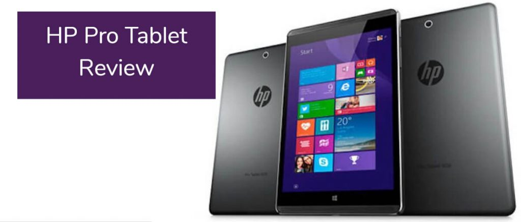 HP Pro Tablet Review - Tablet PC Comparison