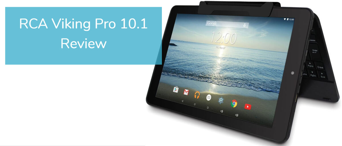 Rca viking pro 10-inch tablet with folio keyboard best reviews.